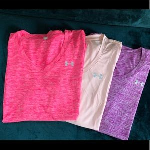 Under Armour Performance T's